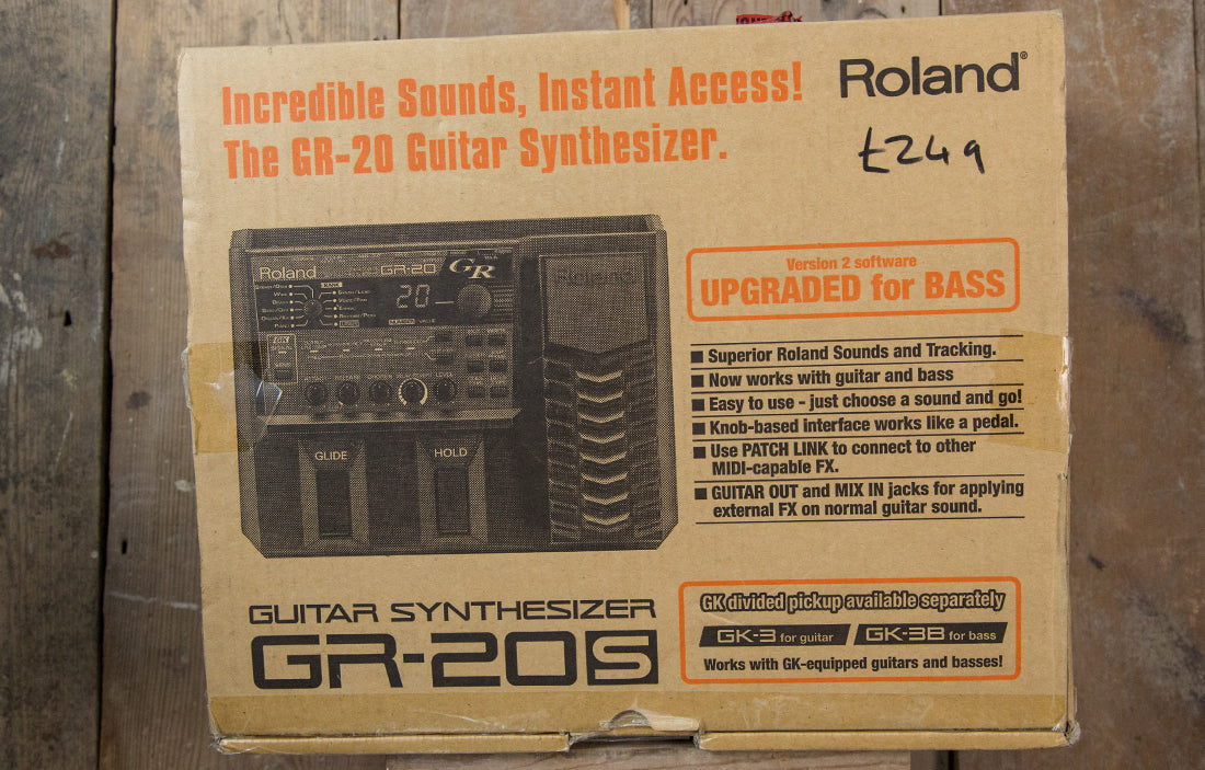 Roland GR-20S (EX-DEMO) - The Bass Gallery