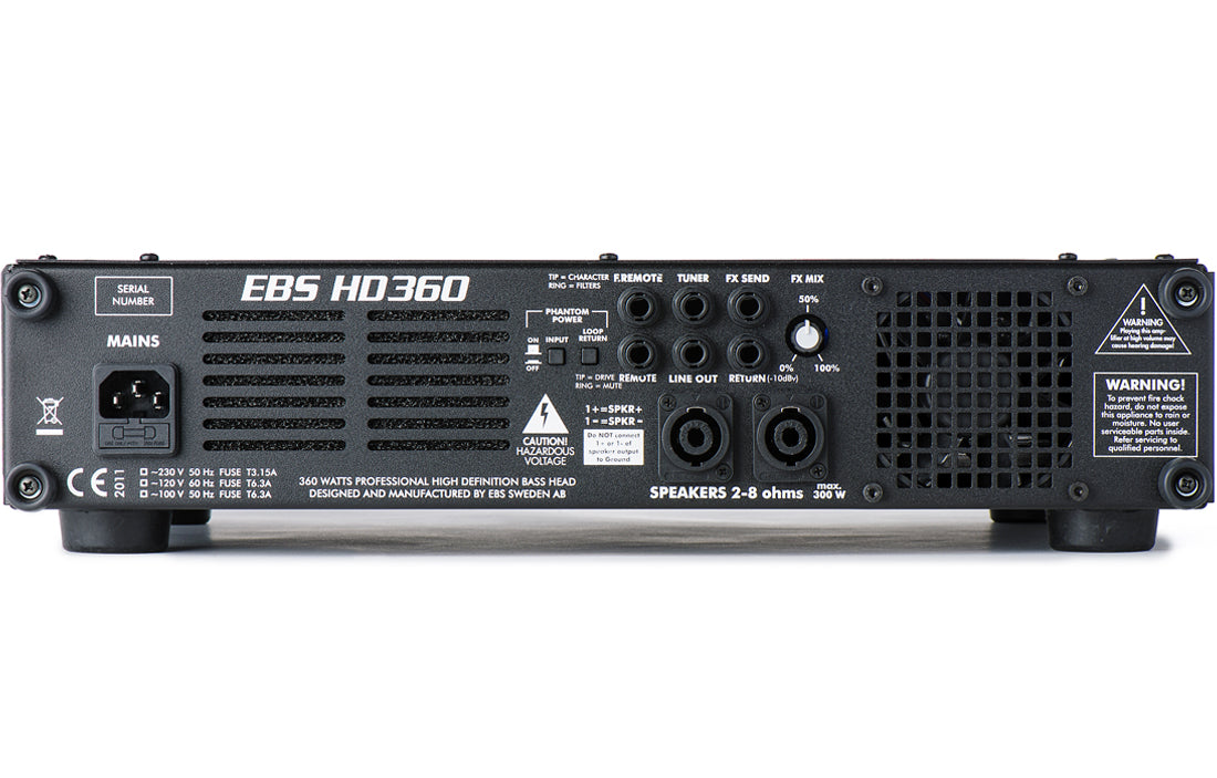 EBS HD360 - The Bass Gallery