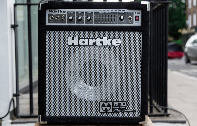 Hartke A70 David Ellefson Limited Edition (EX-DEMO) - The Bass Gallery