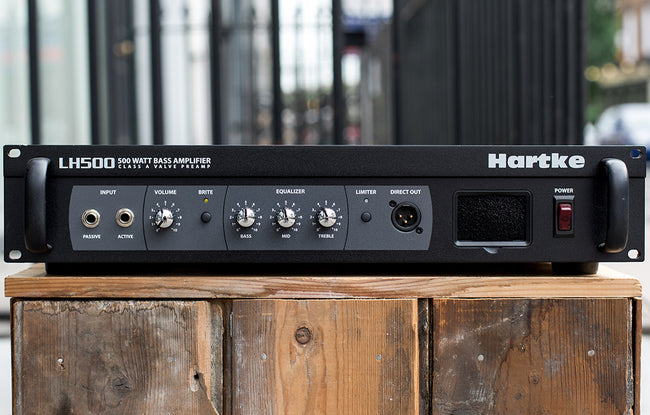 Hartke LH500 (EX-DEMO) - The Bass Gallery