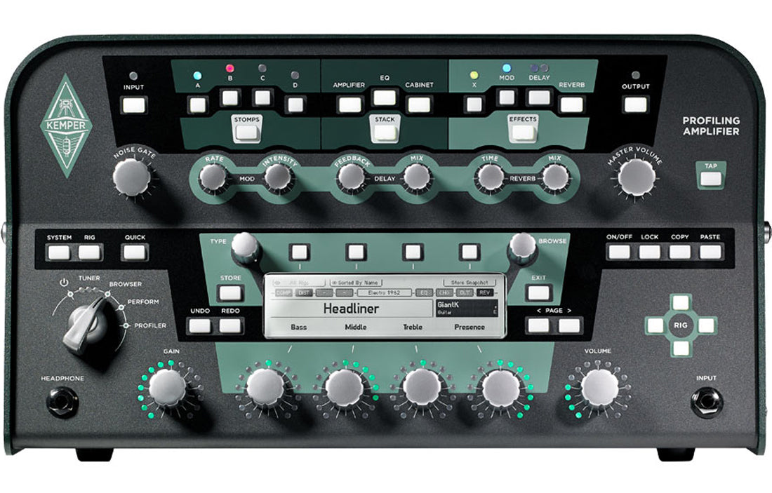Kemper Profiler Head - The Bass Gallery