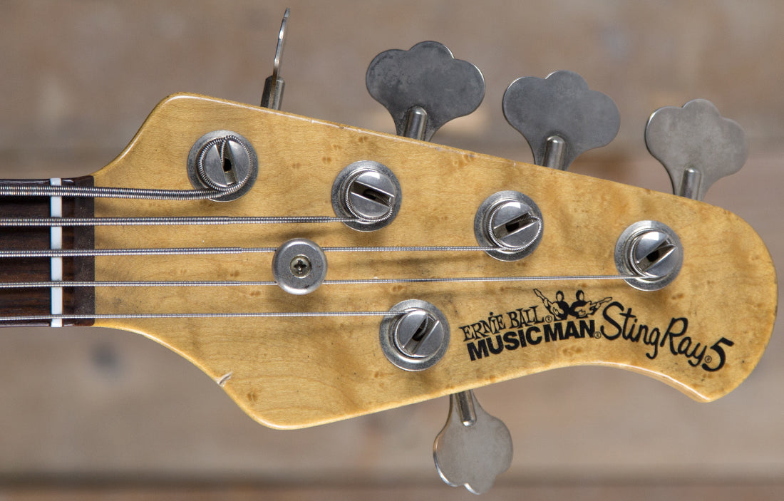 Ernie Ball Music Man StingRay 5 - The Bass Gallery