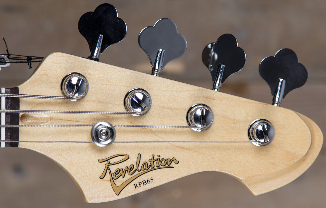 Revelation RPB-65 - The Bass Gallery