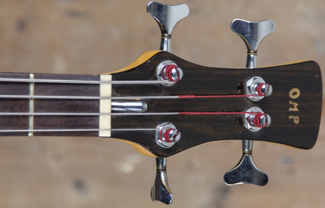 OMP Custom - The Bass Gallery