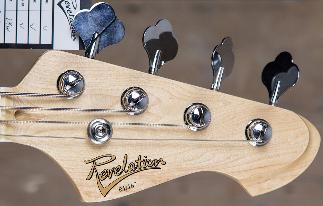 Revelation RBJ-67 - The Bass Gallery
