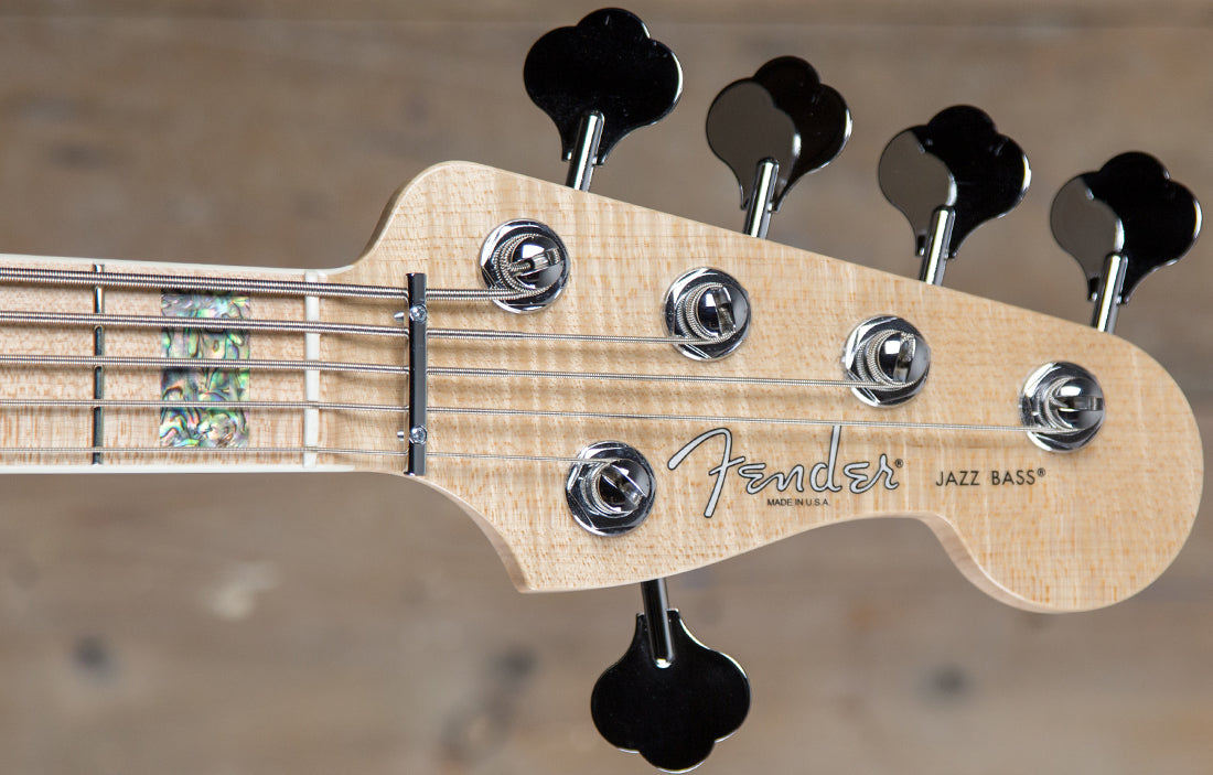 Fender CS Masterbuilt Jazz V