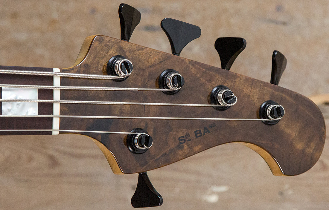 Sei Bass Jazz V - The Bass Gallery