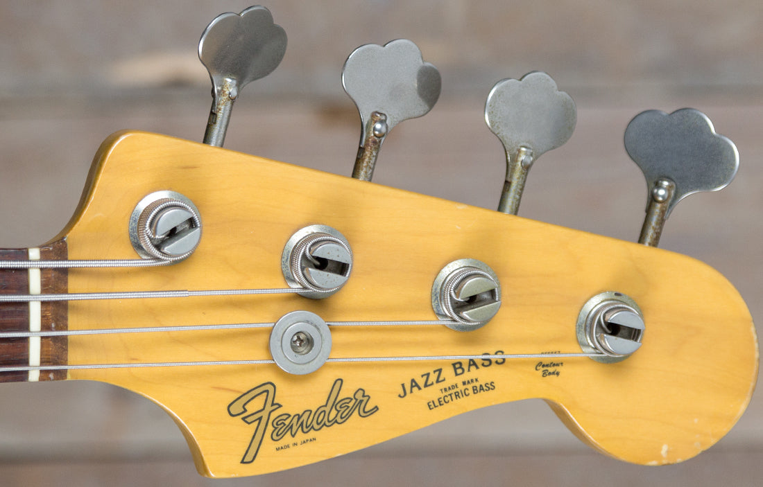 Fender JV Jazz - The Bass Gallery