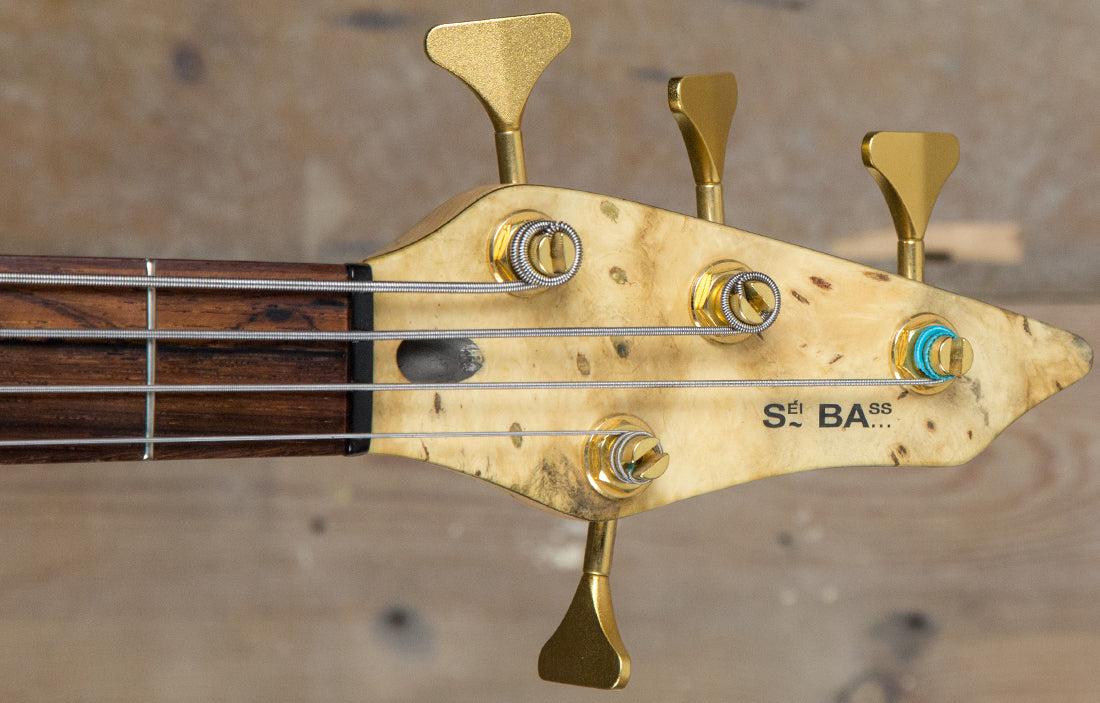 Sei Bass Original Short Scale - The Bass Gallery