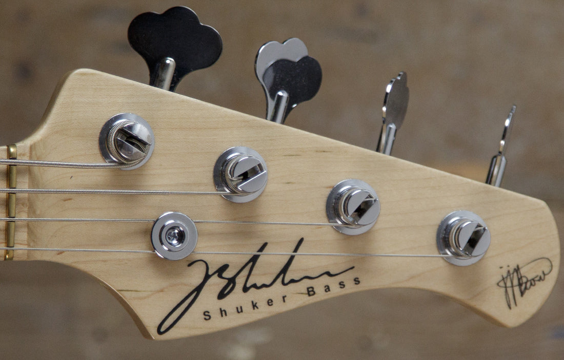 Shuker J J Burnel Signature P - The Bass Gallery