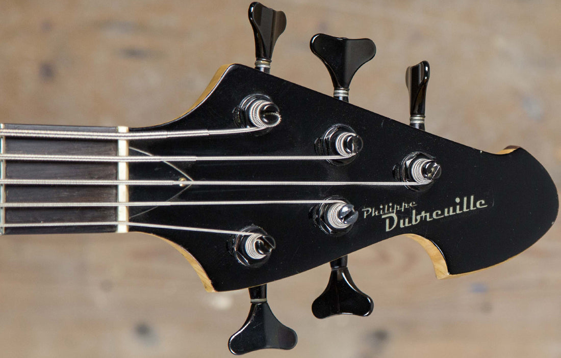 Philippe Dubreuille Custom 5 - The Bass Gallery