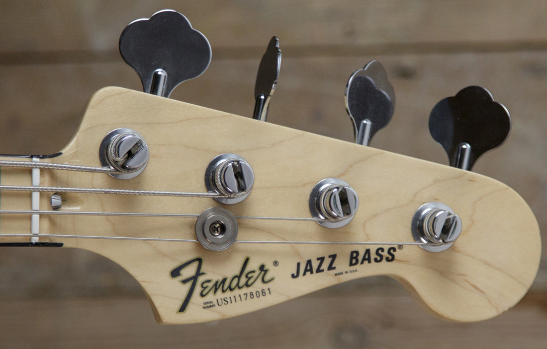 Fender American Vintage '75 Jazz - The Bass Gallery