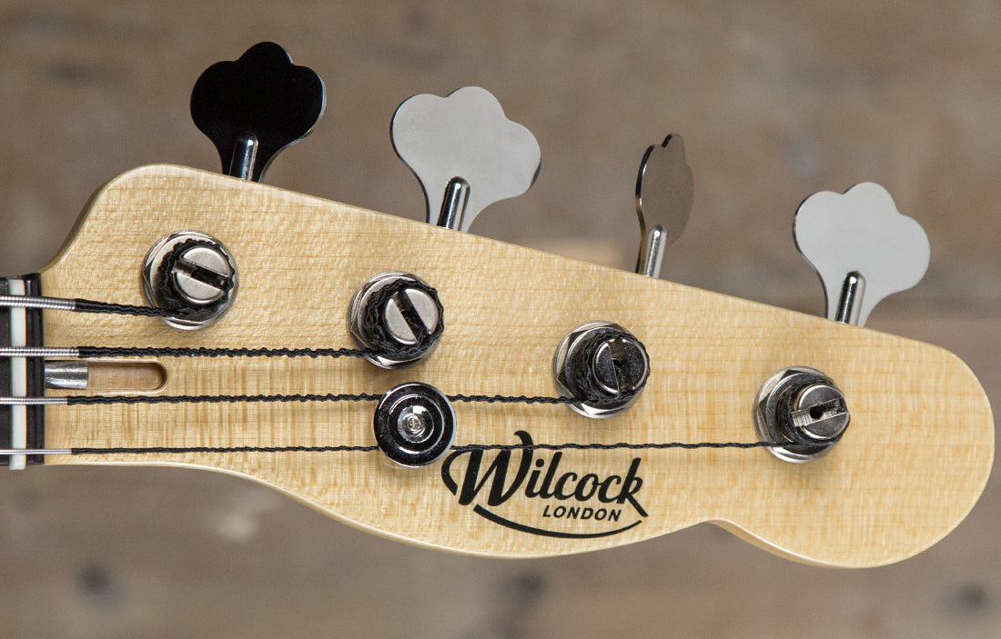 "Wilcock ""The Mullarkey"" Short Scale"