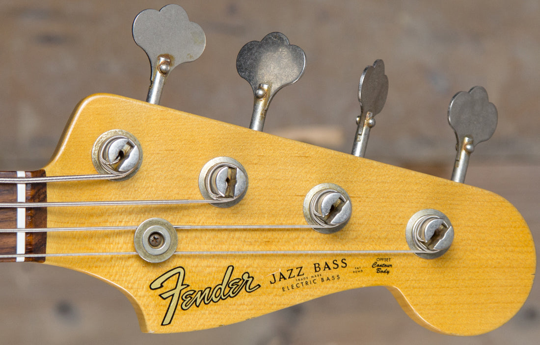 Fender Custom Shop 1960 Journeyman Relic Jazz
