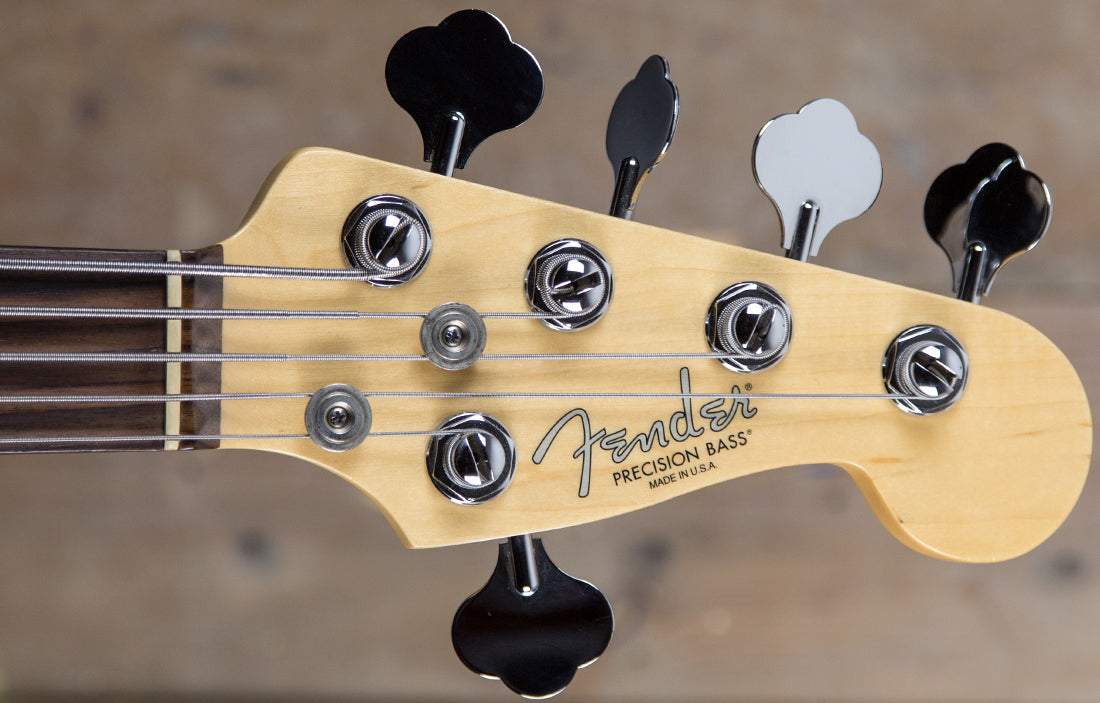 Fender American Standard Precision V - The Bass Gallery