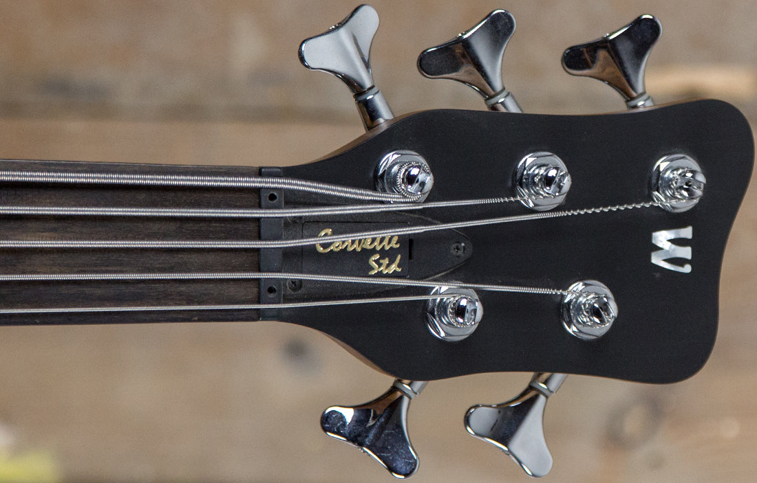 Warwick Corvette Fretless 5 - The Bass Gallery