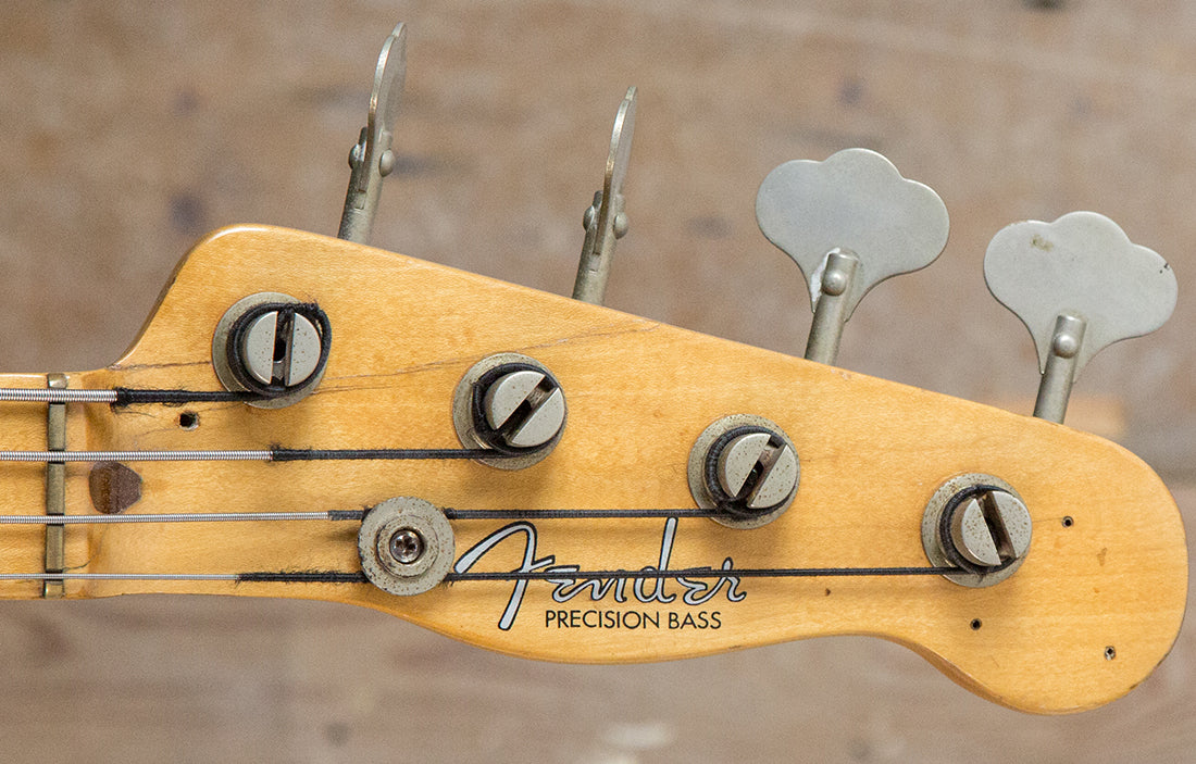 Fender Precision 1955 - The Bass Gallery