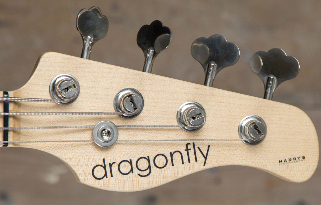 Dragonfly Fat J4 - The Bass Gallery
