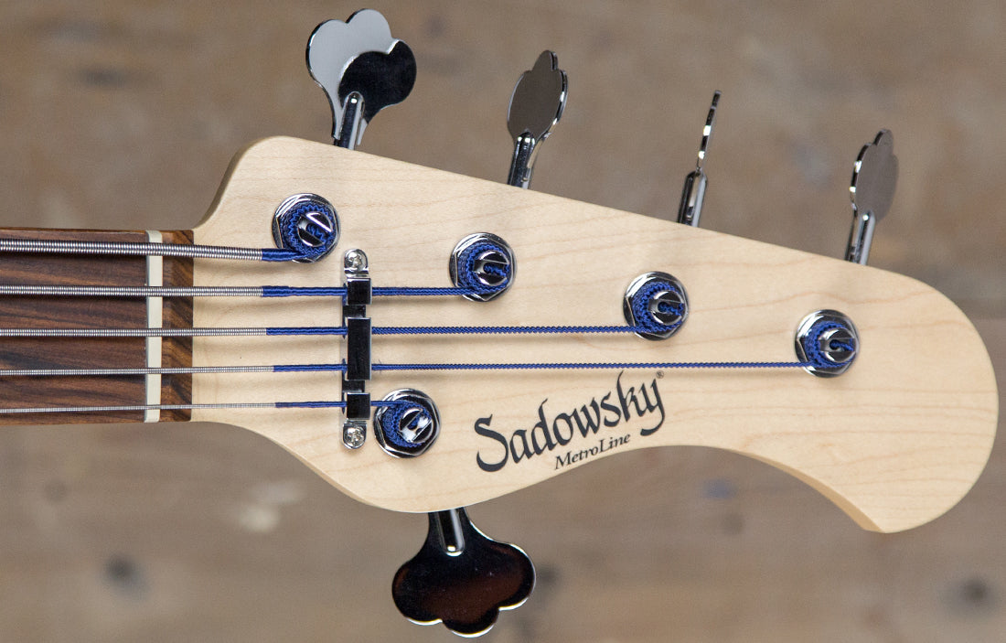 Sadowsky Metro MV5 - The Bass Gallery