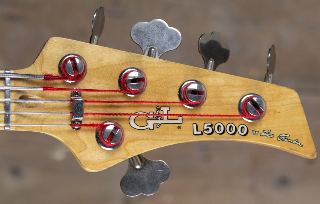 G&L L5000 - The Bass Gallery