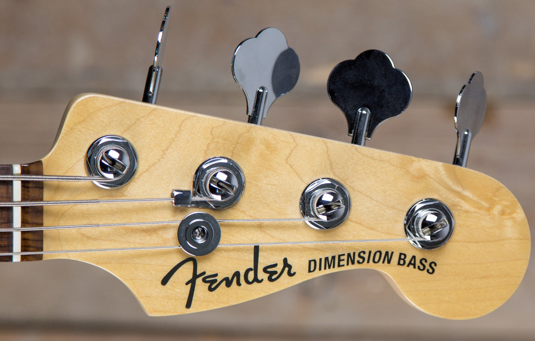 Fender American Deluxe Dimension IV - The Bass Gallery