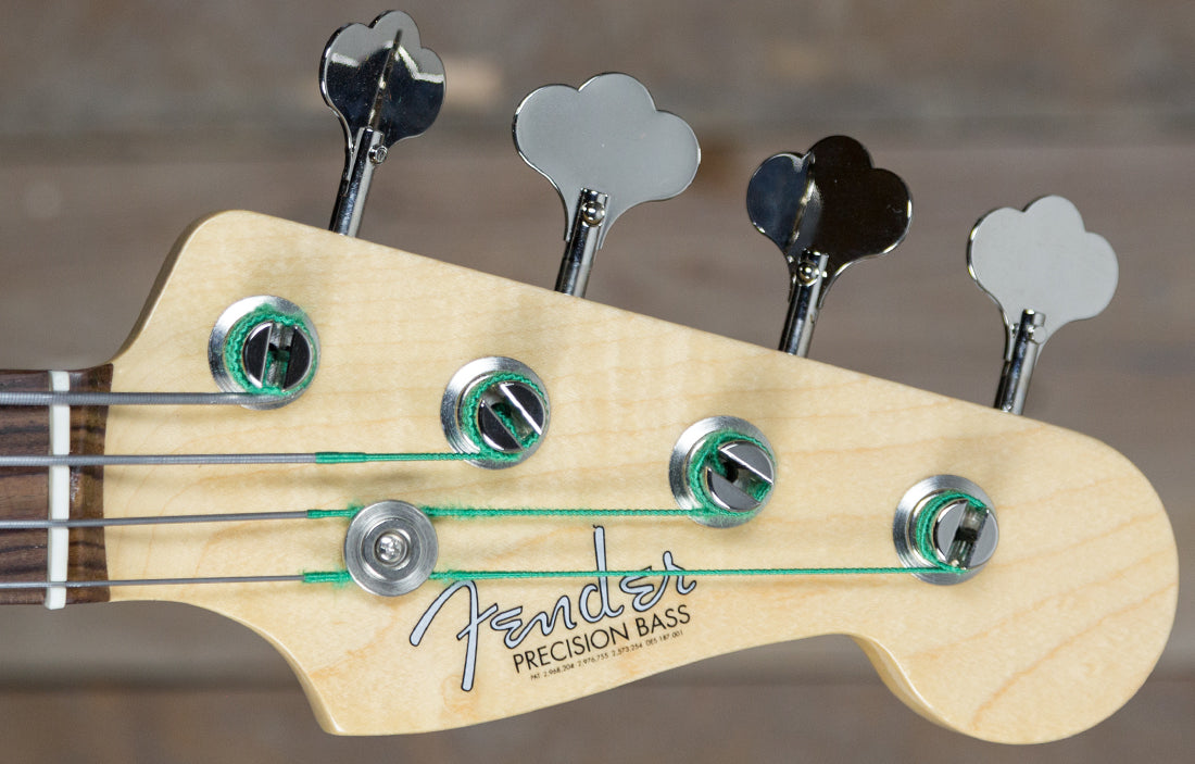 Fender American Vintage 63 Precision Bass - The Bass Gallery