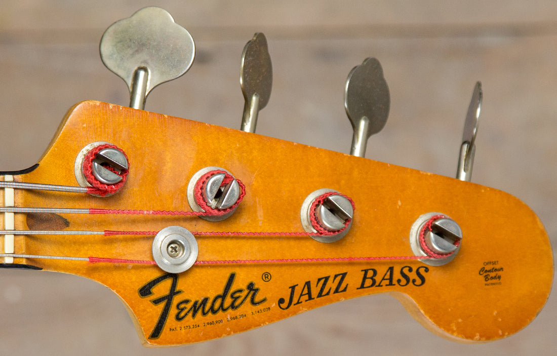 Fender Jazz 1973 - The Bass Gallery