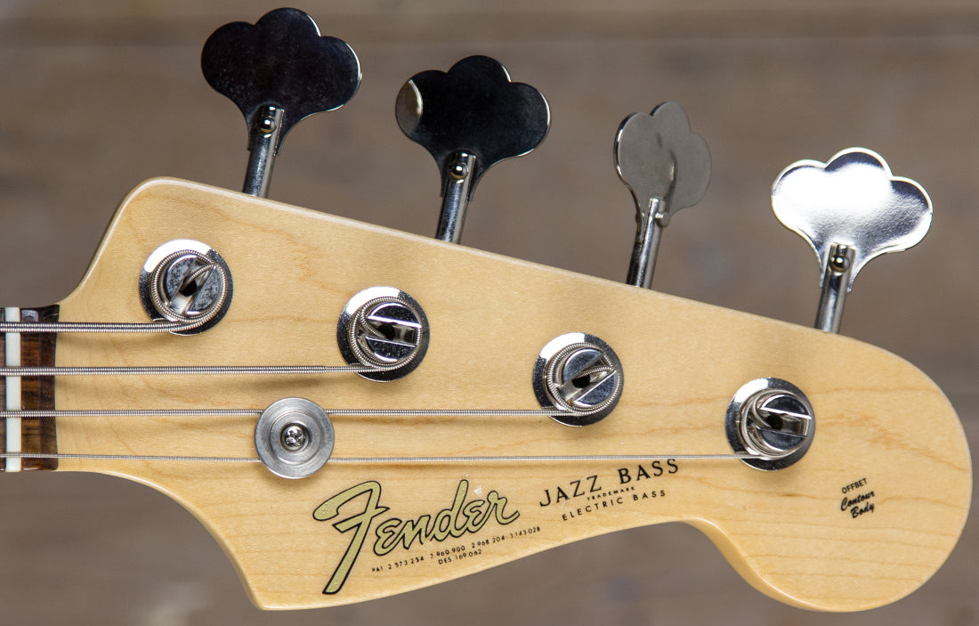 Fender American Vintage '64 Jazz - The Bass Gallery