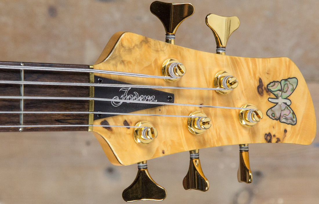 Fodera Imperial 5 - The Bass Gallery