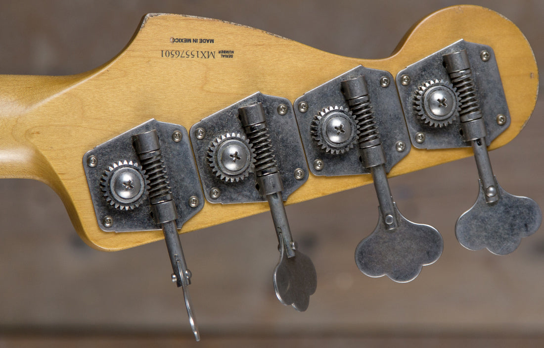 Fender Road Worn '50s Precision - The Bass Gallery