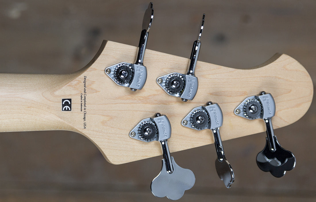 Lakland 55-02 Deluxe - The Bass Gallery