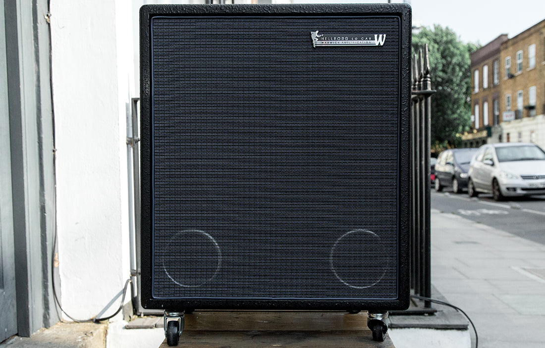 Warwick Hellborg Lo Cab 115 (Ex-Jack Bruce) - The Bass Gallery