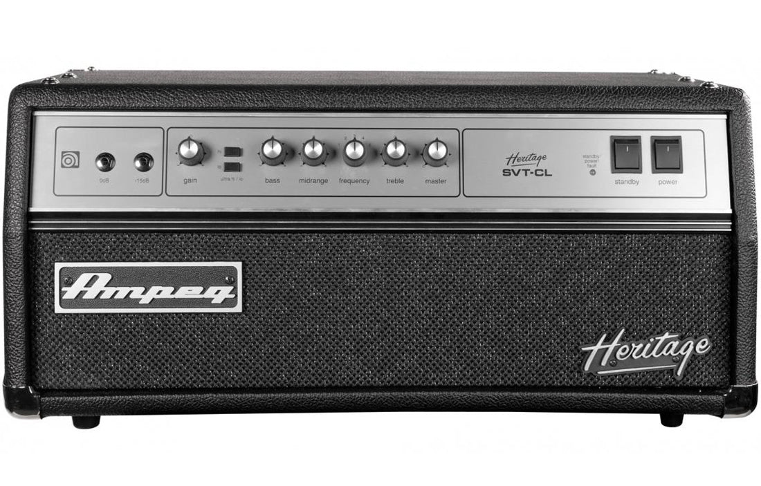 Ampeg Heritage SVT-CL - The Bass Gallery