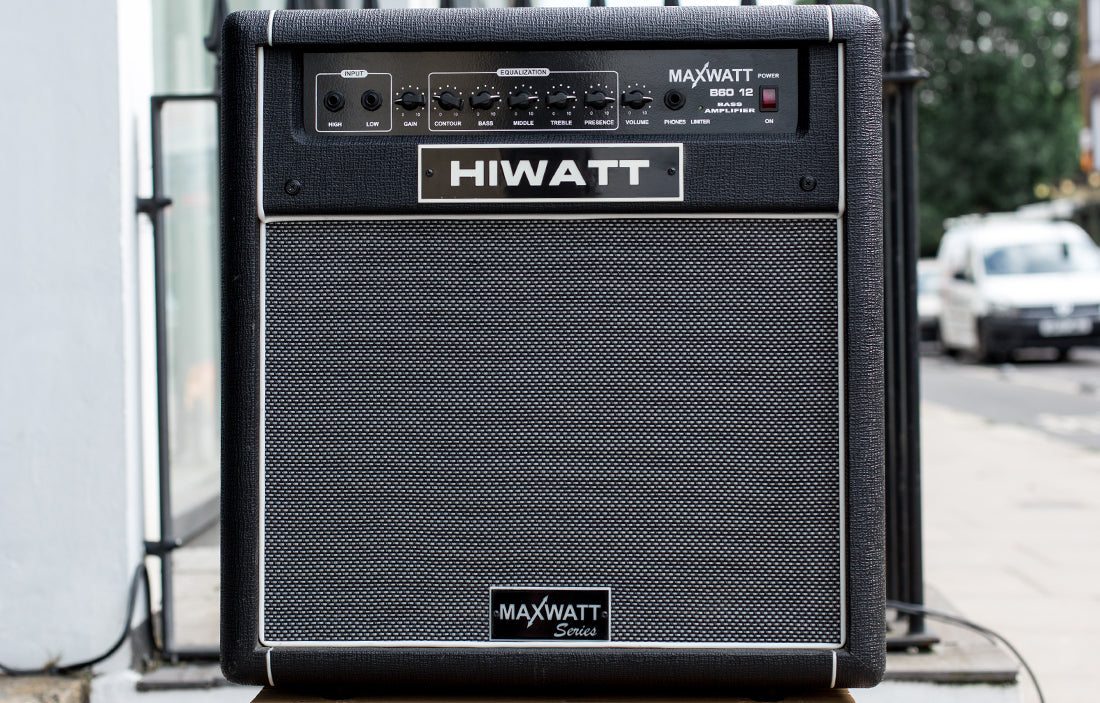 Hiwatt Maxwatt B60 12 (EX-DEMO) - The Bass Gallery