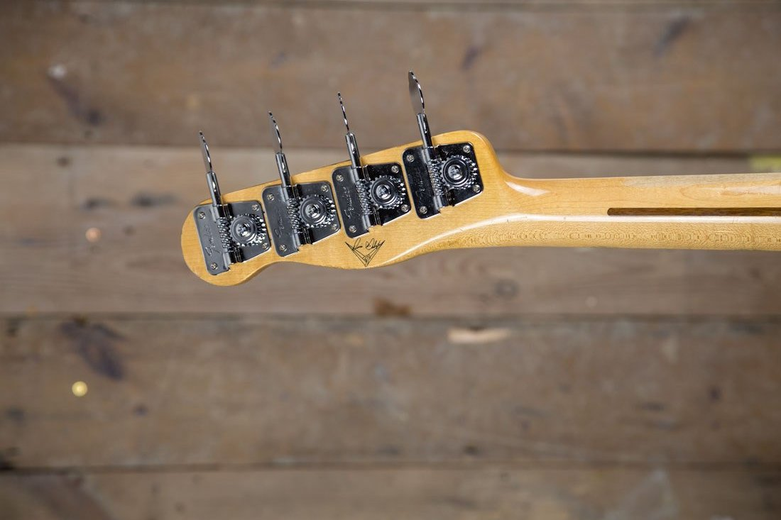 Fender Custom Shop Master Built '58 Precision Bass