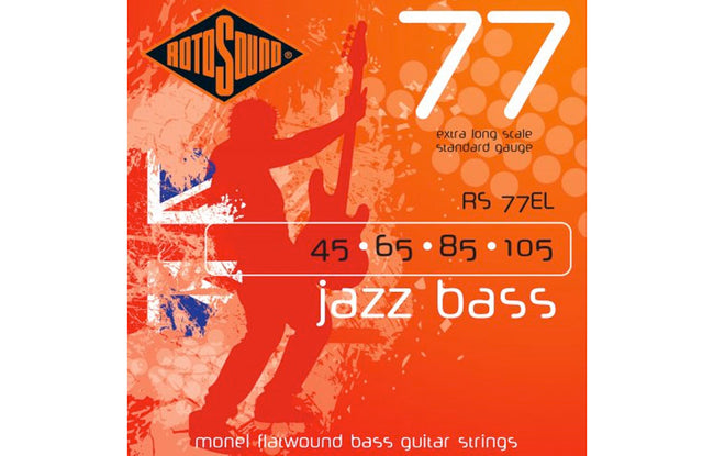Rotosound Jazz Bass 77 - The Bass Gallery