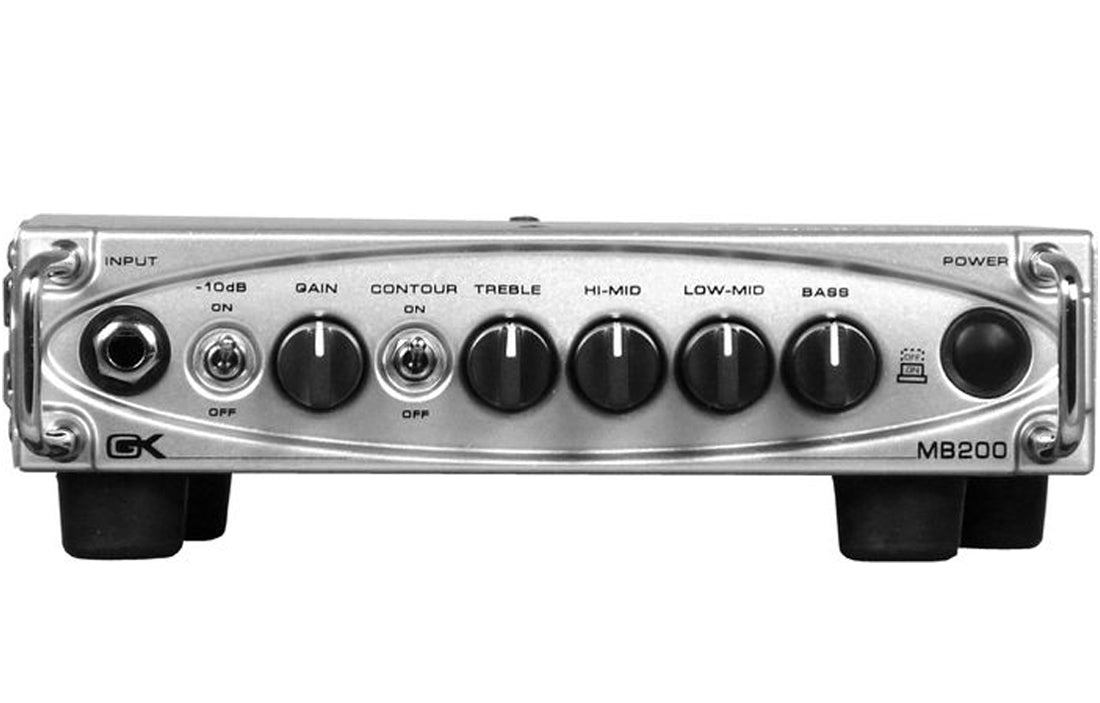 Gallien Krueger MB200 - The Bass Gallery