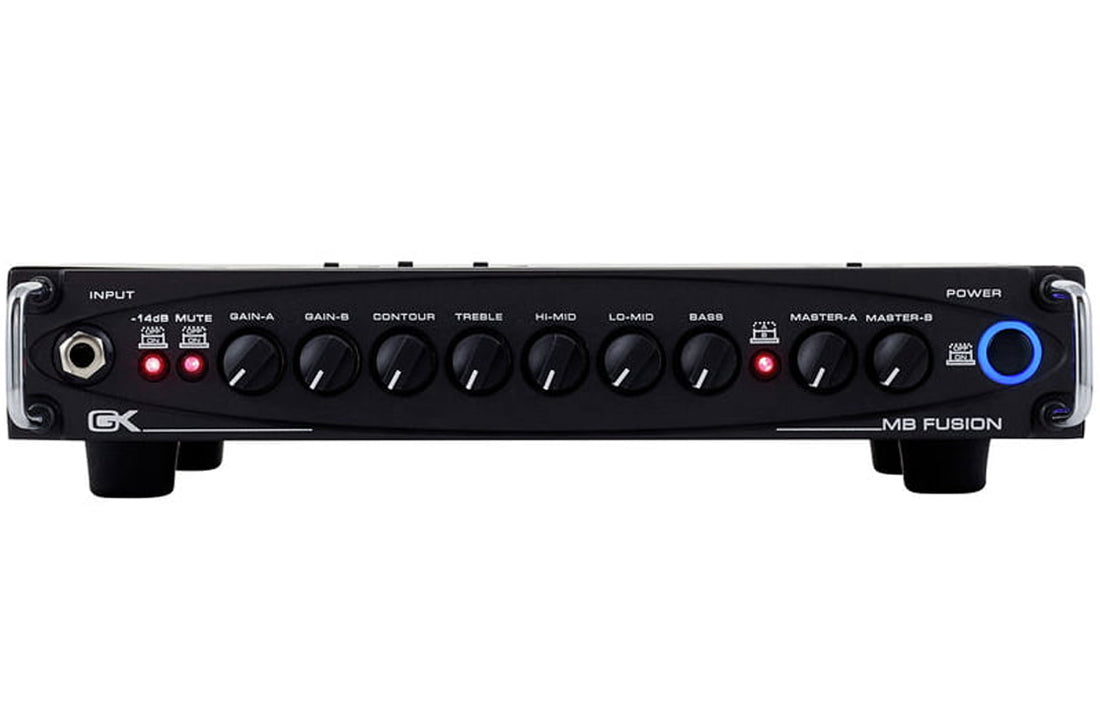 Gallien Krueger MB500 Fusion - The Bass Gallery