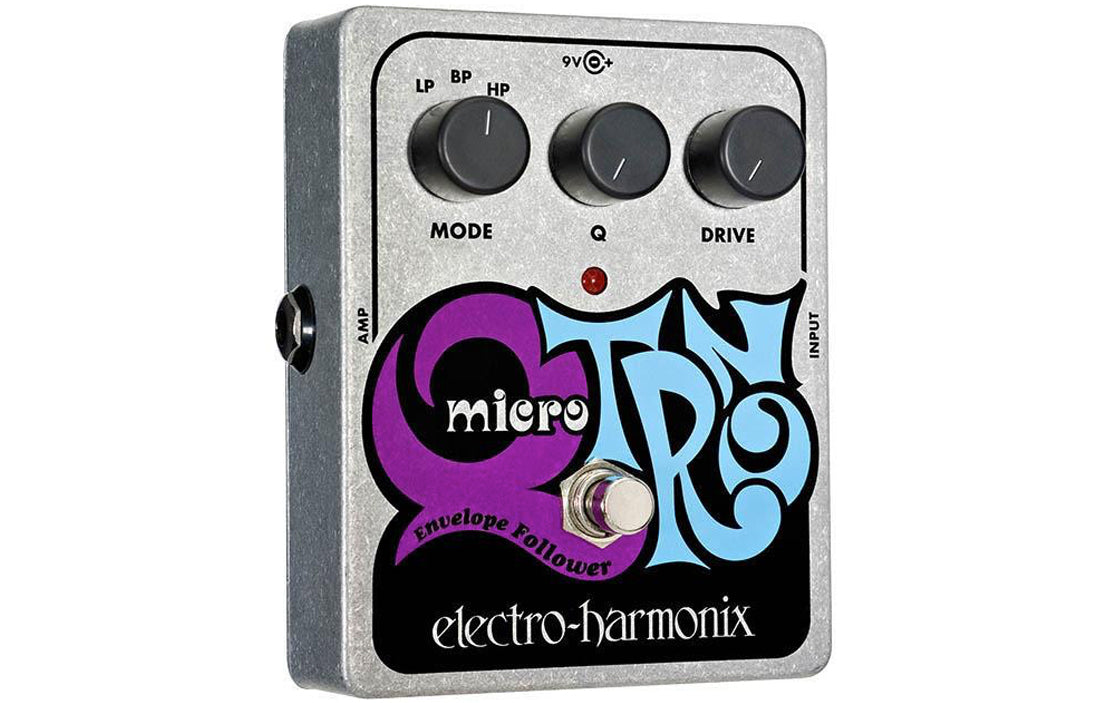 Electro Harmonix Micro Q-Tron - The Bass Gallery