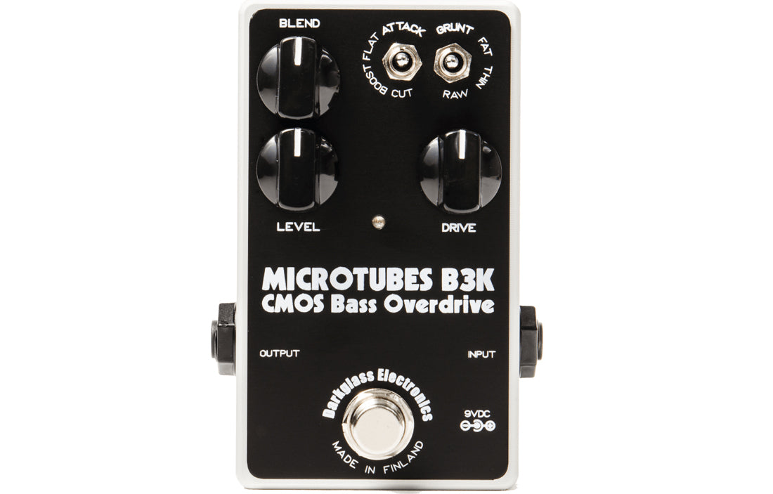 Darkglass Electronics Microtubes B3K - The Bass Gallery