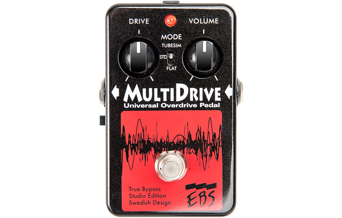 EBS MultiDrive Studio Edition - The Bass Gallery