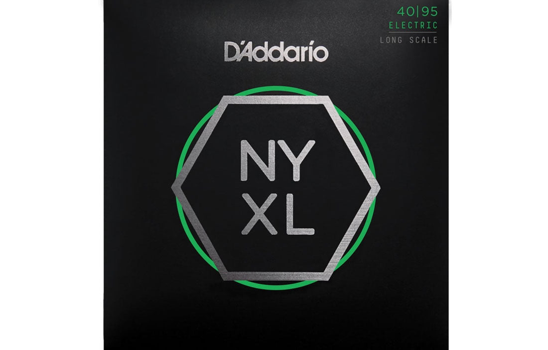 D'addario NYXL4095 - The Bass Gallery
