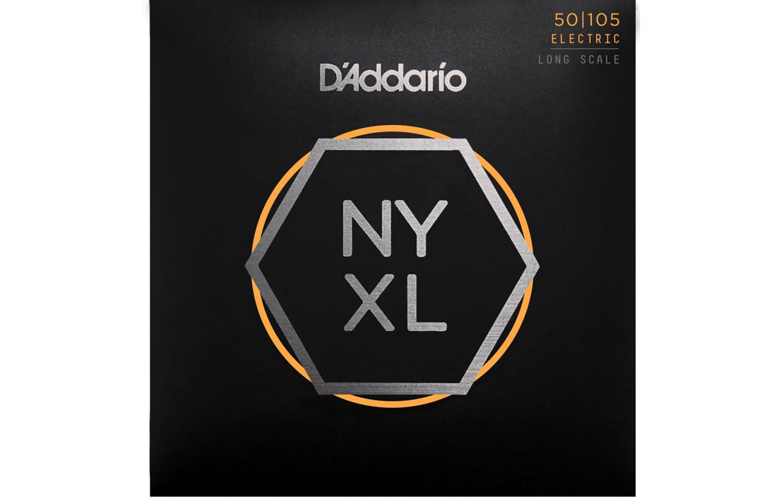D'addario NYXL50105 - The Bass Gallery
