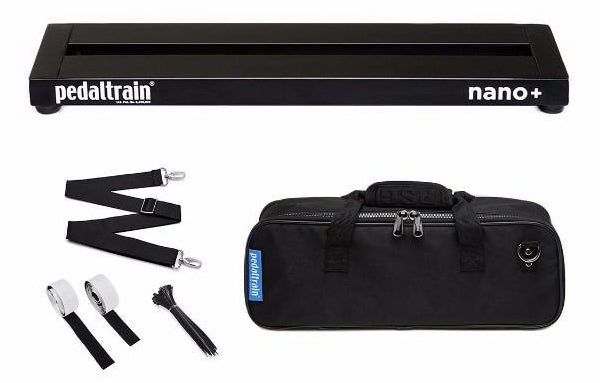 Pedaltrain Nano+ with Soft Case - The Bass Gallery