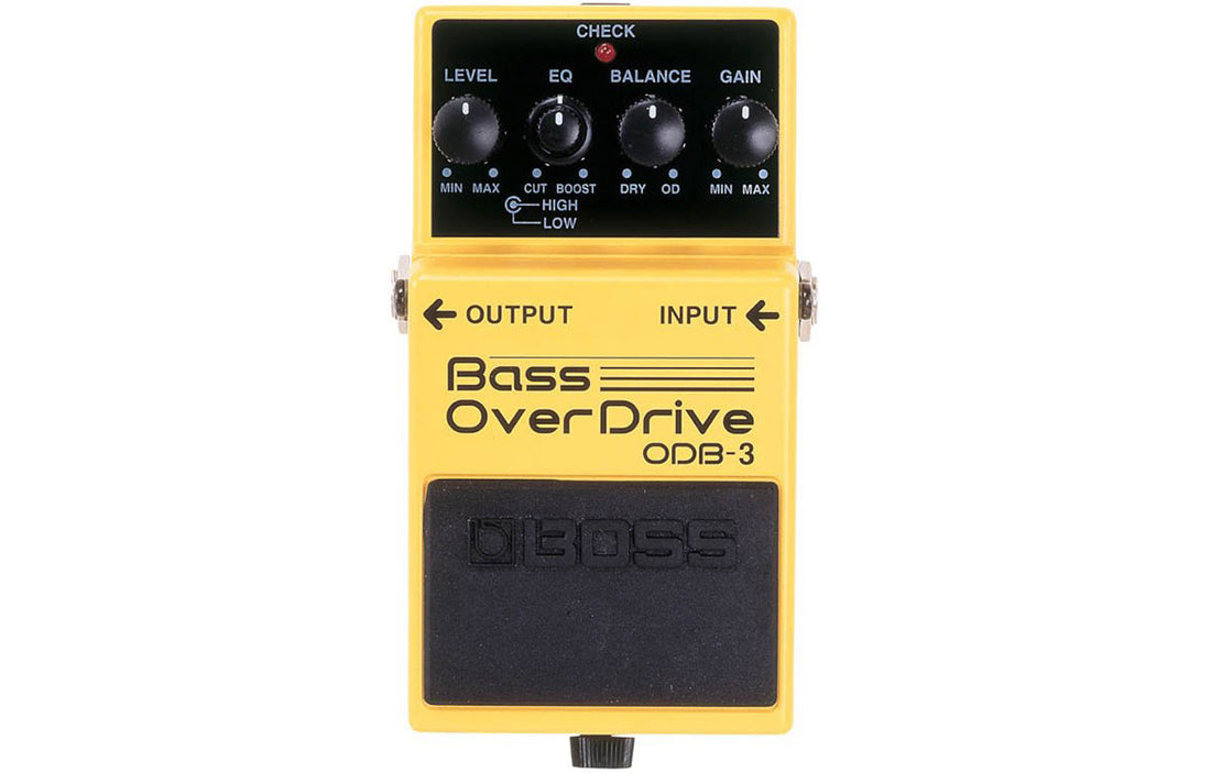 Boss ODB-3 - The Bass Gallery