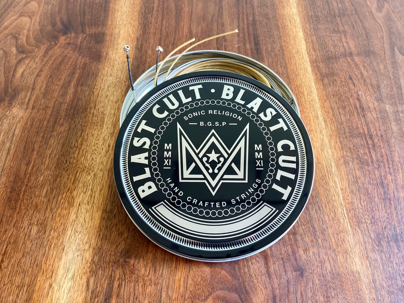 Blast Cult Double Bass Strings