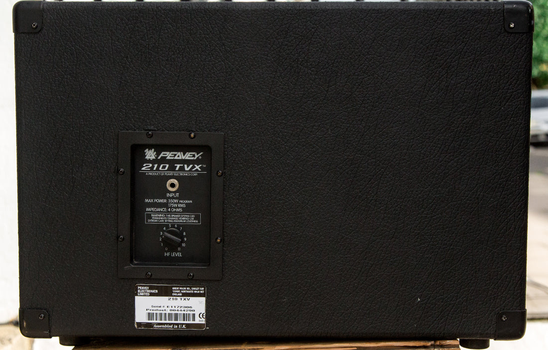 Peavey 210 TVX - The Bass Gallery