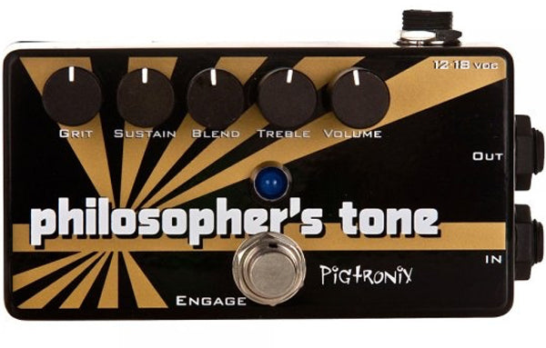 Pigtronix Philosopher's Tone - The Bass Gallery