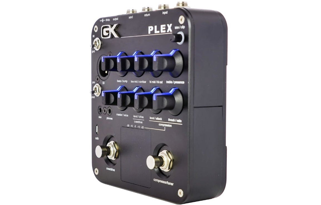 Gallien Krueger Plex Preamp/DI - The Bass Gallery