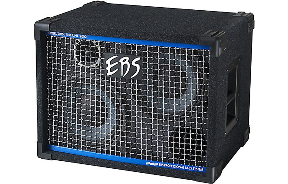 EBS ProLine 210 - The Bass Gallery